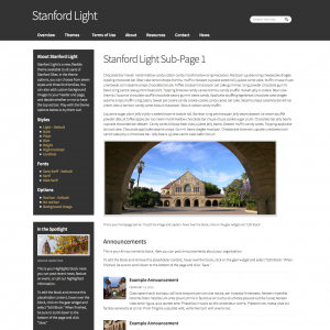 Stanford Light - example 4